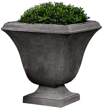 "Campania International 24"" Trowbridge Outdoor Planter - Alpine Stone"