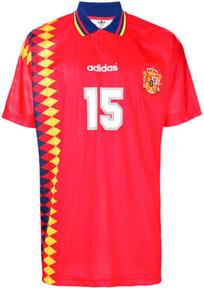 adidas Spain Football T-shirt