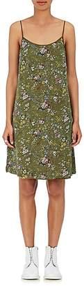 R 13 Women's Floral Silk Tank Dress
