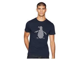 Original Penguin Sonic Weld Checkered Shirt