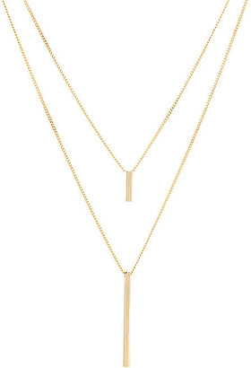 Jules Smith JULES SMITH WOMEN'S DOUBLE-STRAND NECKLACE $75 thestylecure.com