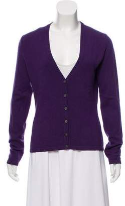 Michael Kors Cashmere Knit Cardigan