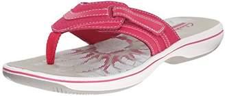 Clarks Women's Brinkley Keeley Flip Flop