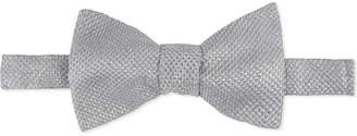 Eton Shimmering textured silk bowtie