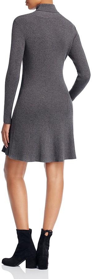 Design History Turtleneck Sweater Dress 2