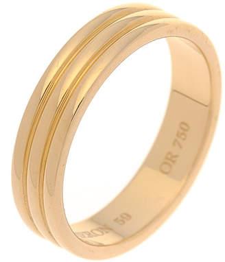 Boucheron 14K Gold Ring - Vintage