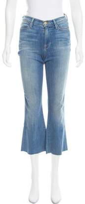 Frame Mid-Rise Le High Flare Jeans