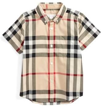 Burberry Fred Check Shirt