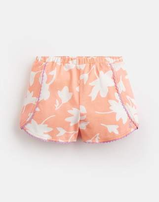 Joules Suzette Jersey Printed Shorts 1-6 Yr
