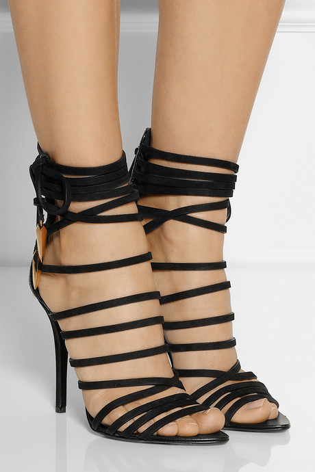Giuseppe Zanotti Mortisia leather sandals