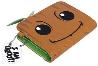 Bioworld Marvel Guardians of the Galaxy 2 I Am Groot Zip Wallet