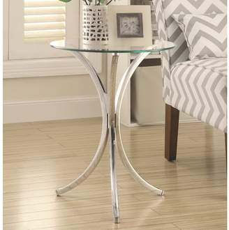 Wade Logan Oxbow End Table