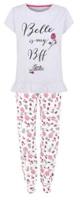 Disney George Beauty & the Beast Pyjamas