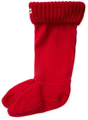 Hunter Tall Ribbed Cuffs Socks