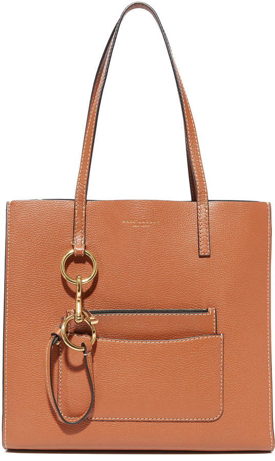 Marc Jacobs Bold Grind East / West Shopper Tote