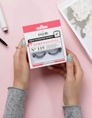 Eylure 3 Dimensional Lashes - No. 119