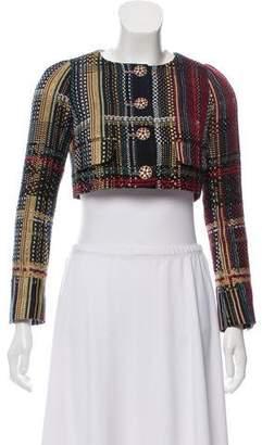 Chanel Paris-Dubai Lesage Tweed Jacket