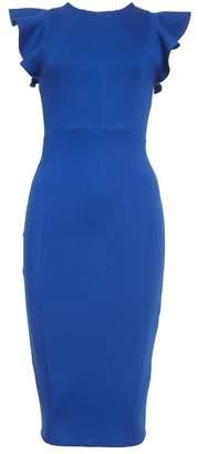 Felicity & Coco Capriana Ruffle Sheath Dress (Regular & Petite) (Nordstrom Exclusive)