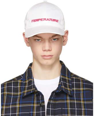 Off-White White Temperature Cap