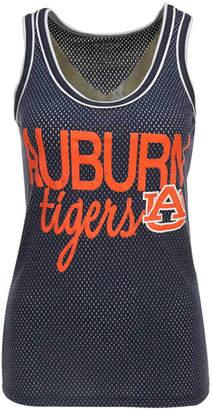 Step Ahead Women's Auburn Tigers Binocular Mesh Tank Top