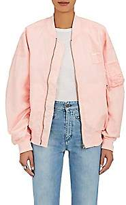 Fiorucci Women's The Lou Bomber Jacket - Pink