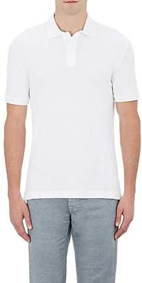 Drumohr Men's Terry Polo Shirt