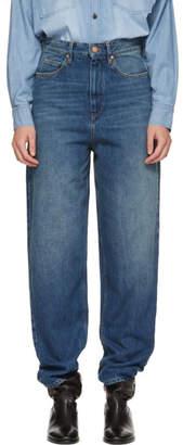Etoile Isabel Marant Blue Corsy Jeans