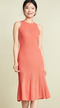 Jason Wu Grey Knit Maxi Dress
