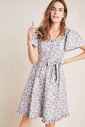 Gal Meets Glam Marianna Floral Dress