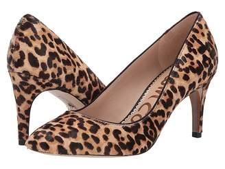 6ef9752a19e Sam Edelman Leopard Pumps - ShopStyle