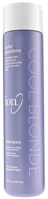 Ion Cool Blonde Shampoo $7.59 thestylecure.com