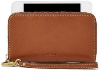 At Tiques Fossil Rid Smartphone Wristlet