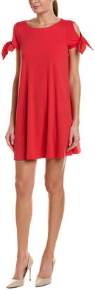 Susana Monaco Tie-Sleeve Shift Dress