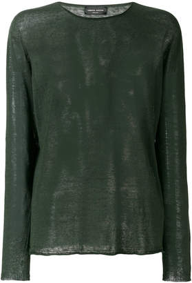Roberto Collina relaxed sweater