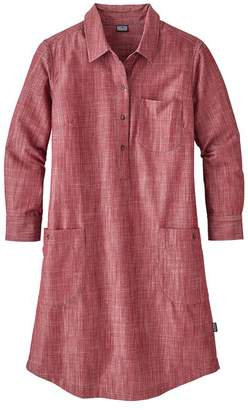 Patagonia Women's Rocky Peak Shirt Dress