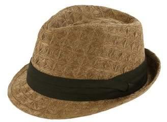 Access Headwear Sun Styles Pauly Men's Trilby Fedora