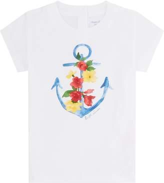 Polo Ralph Lauren Floral Anchor T-Shirt