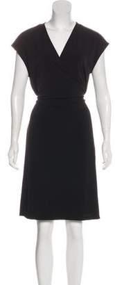 MICHAEL Michael Kors Jersey Wrap Dress w/ Tags