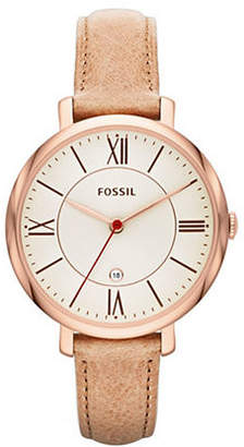 Fossil Womens Analog Jacqueline ES3487 Watch