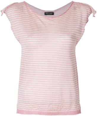 Twin-Set striped T-shirt