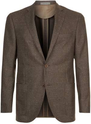 Corneliani Wool Boucle Blazer