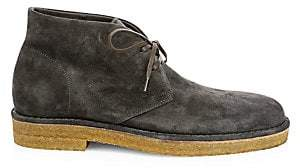 Vince Men's Crofton Suede Chukka Boots