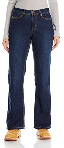 Carhartt Women's Relaxed Fit Stretch Denim Jasper Jean