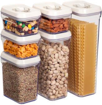 Honey-Can-Do 12 Pieces Locking Food Storage Set