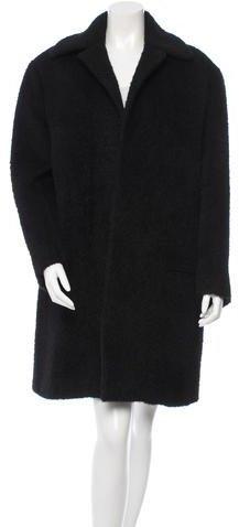 CelineCéline Alpaca Oversize Coat