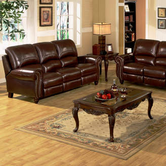 Co Darby Home Kahle Reclining Configurable Living Room Set