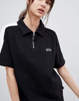 Charms Charm's Half Zip T-Shirt