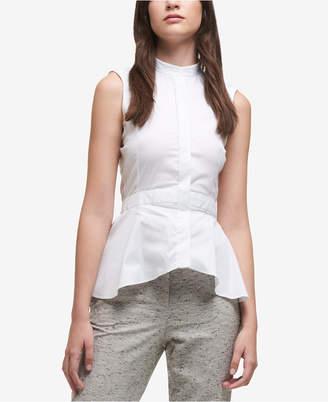 DKNY Peplum Blouse, Created for Macy's