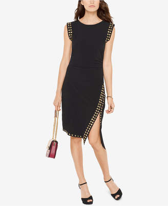 Michael Kors MICHAEL Studded Sheath Dress in Regular & Petite Sizes