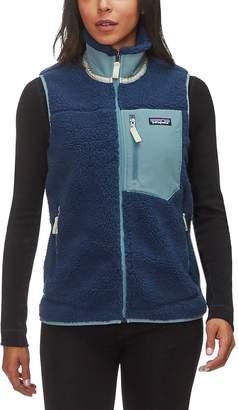 Patagonia Classic Retro-X Fleece Vest - Women's